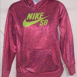 Just reduced! Like New Girls Nike SB hoodie